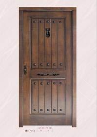 Tür Außen aus Holz