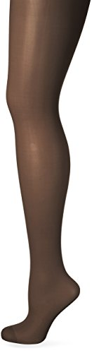 Wolford Individual, Collants Femme, 10 DEN Schwarz (nearly black 7212)