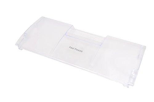 Beko 4308800500 Gefriergerätezubehör/Original Ersatz schnell Gefrierfach Klappe für den Gefrierschrank/Flap