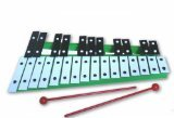 Pro Kussion Xylophone chromatique 27 clefs vert