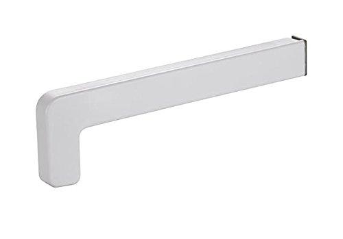 Fensterbank Gleitabschluss Kunststoff 70 - 360 mm WEISS SILBER DUNKELBRONZE