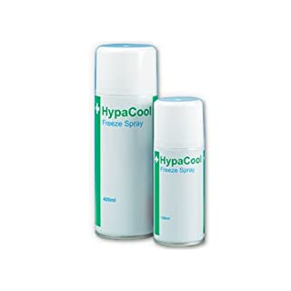 HypaCool Freeze Spray- 400ml (Single)