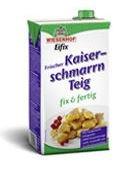 Wiesenhof Eifix Kaiserschmarrnteig frisch 1 Liter Pack