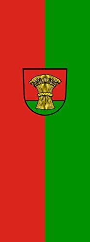 magFlags Drapeau Gondelsheim | portrait flag | 6m² | 400x150cm