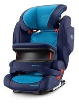 Recaro 4031953061103 Kinderautositz Monza Nova IS Seatfix, blau