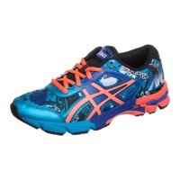 Asics Gel Noosa Tri 11 Gs Island Blue Flash Coral Black