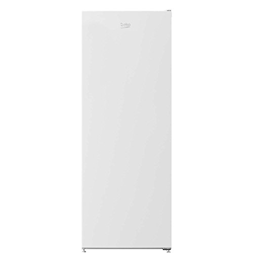 Beko LSG1545W Free Standing Tall Larder A+ Rated 252 Litres Fridge in White Best Price and Cheapest