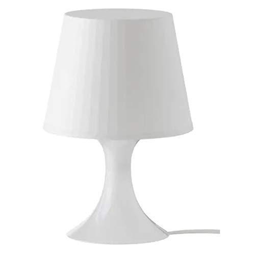 IKEA Lámpara de Mesa, Blanco: Amazon.es: Iluminación