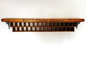 the-old-country-farmhouse-giant-wine-rack-all-sizes-edwardian-cast-brackets-stencil-moet-chandon-cha