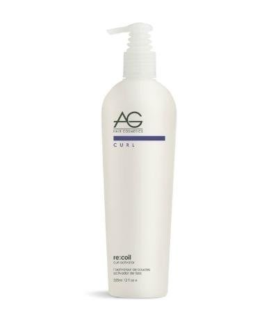 AG Hair Re-Coil Curl Activator Cream, 12 Fluid Ounce by AG Hair [Beauty] by AG Hair Cosmetics (Recoil Curl-activator)