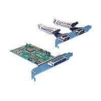Delock 1x Parallel+2x Seriell PCI Karte
