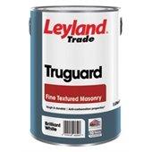 leyland-comercio-truguard-5-litros-bote-de-pintura-de-mamposteria-de-textura-fina-color-blanco-brill