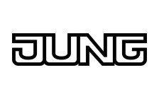 Preisvergleich Produktbild Jung A569-2BFPLUAWW Abdeckung f.IAE/UAE Anschlussdose alpinweiß