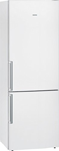Siemens KG49EBW40 iQ500 Kühl-Gefrier-Kombination/A+++/201.0 cm Höhe/175 kWh/296 Liter Kühlteil/111 Liter Gefrierteil/Warnsignal Tür offen (Kühlschrank Tür-offen-alarm)