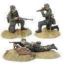 Wwii German Infantry Series Vi Set B 1:32 Scale