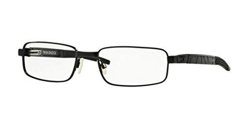 Lunettes Oakley Twin Shock Eyeglasses (noir poli couleur/54mm)