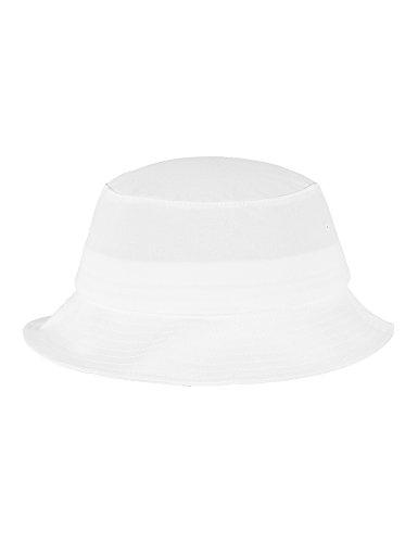 original-estilo-gorro-de-algodon-de-sarga-cubo-5003-de-color-blanco