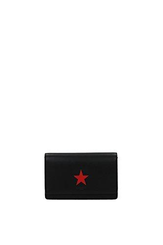 BC06250655009 Givenchy Pochette de soirée Femme Cuir Noir Noir