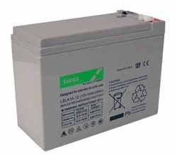 lucas LSLA10-12 Battery