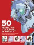50 robots to draw & paint (and paint)