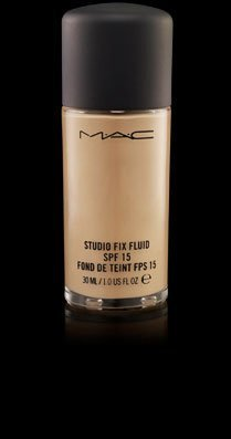MAC- STUDIO FIX FLUID SPF15 FOUNDATION -LIQUID-30ML NW40 BOXED by MAC