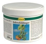 Schacht Schwefeldünger 250 g -