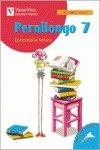 Pernilongo 7 Caderno De Actividades. Lingua E Literatura - 9788431679408