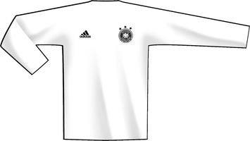 Adidas DFB Deutschland Torwart Heim Trikot WM 2014 Manuel Neuer Herren Grün, D04269_Größe:S