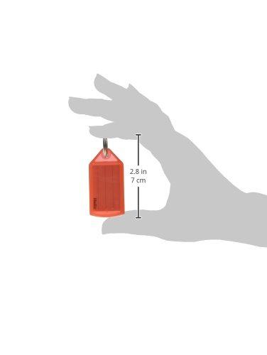 Helix - Llaveros con etiqueta de identificación (tamaño mediano, varios colores)