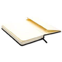 silvine-executive-soft-feel-pocket-notebook-ruled-with-marker-ribbon-160pp-90gsm-143x90mm-black-ref-