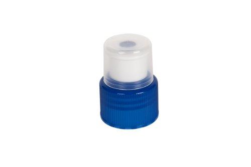 Emil Trink Trinkflasche Flaschen - Deckel Cap Sicherheitsverschluss - diverse Farben (rot, blau, schwarz)