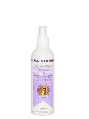 Haar Wiederbelebung und Anti-Statik Spray für Hundefell (250 ml)