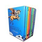 Price comparison product image Chronicles of Narnia - 7 books set The Magicians Nephew,  The Lion the Witch and the Wardrobe,  The Horse and His Boy,  Prince Caspian,  The Voyage of the Dawn Treader,  The Silver Chair and The Last Battle rrp £34.93