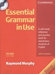 Basic Grammar in Use: Self-Study Reference and Practice for Students of North American English with Answers [With CDROM][ BASIC GRAMMAR IN USE: SELF-STUDY REFERENCE AND PRACTICE FOR STUDENTS OF NORTH AMERICAN ENGLISH WITH ANSWERS [WITH CDROM] ] By Murphy, Raymond ( Author )Sep-20-2010 Paperback