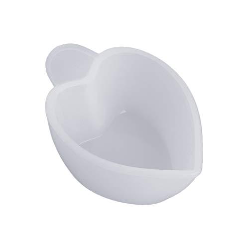 FURU Silikon-Form Für Harz,Silikonform Cup Dispenser DIY Epoxidharz Schmuckherstellung Werkzeug