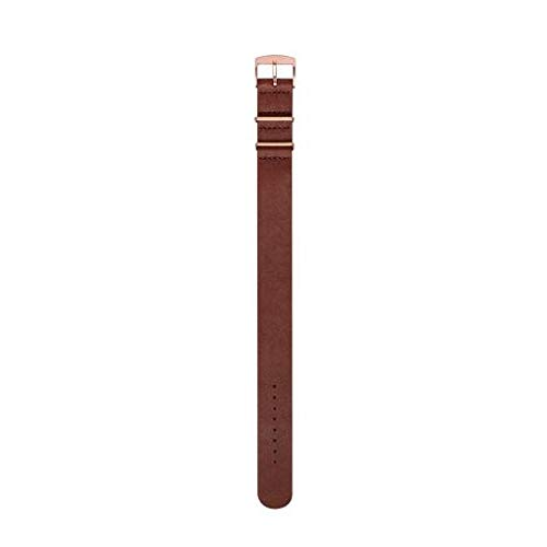 Kerbholz Unisex Erwachsene Leder Uhrenarmband 4251240402437