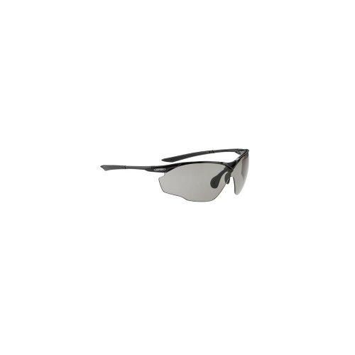 Alpina Sonnenbrille Performance SPLINTER SHIELD VL Outdoorsport-brille, Black, One Size