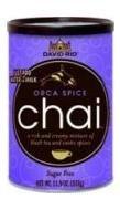 Chai Tea Orca Spice David Rio 3 Dosen je 330 g