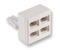 shanitech-adaptador-de-cable-telefonico-1-entrada-4-salidas-para-telefono-fax-modem-y-contestador-au