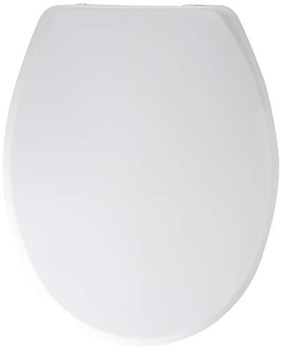 Bemis buxton sta-tite sedile copriwater universale, distanza tra fori 14,5 - 16,5 cm, bianco