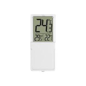 Fensterthermometer für Gartenhäuser