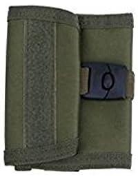 Tradico® Outdoor Sports Multifunction Tactical Wallet Cards Keys Pockets(ArmyGreen)