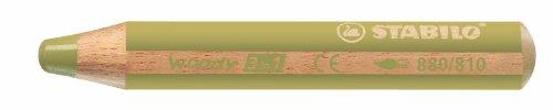 Preisvergleich Produktbild STABILO woody 3 in 1 5er Packung gold - Multitalent-Stift