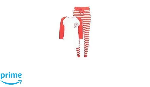 Saffron Baker Nightwear SaffyB Pyjama Long Stripe Pj/'s Set Gift Box  Primark