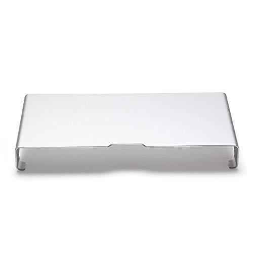 Wandregal Wandboards Aluminiumlegierung TV PC Laptop Bildschirm Riser Easy Clean Computer Monitor...