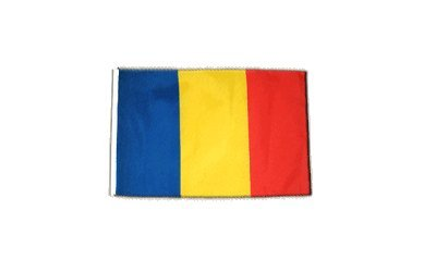 Fahne Flagge Rumänien 30 x 45 cm