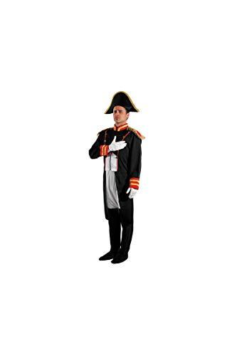 Party Pro-87286100-Kostüm von Napoleon, Größe (Für Erwachsene Napoleon Kostüm)