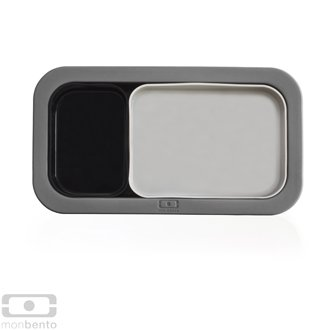 MB Silicase grey+black - The 3 silicone moulds suitable for MB Original
