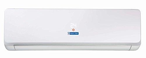 Blue Star 1 Ton 3 Star Inverter Split AC (Copper, BI-3CNHW12NAFU, White)