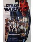 Hasbro 37306 - Star Wars: The Clone Wars - Clone Commander Cody in Phase II Armor CW07